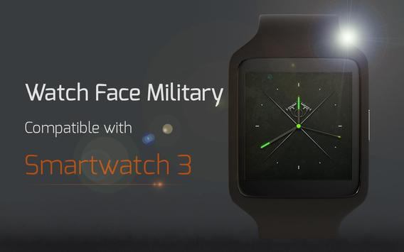 Watch Face Military for Android - APK Download