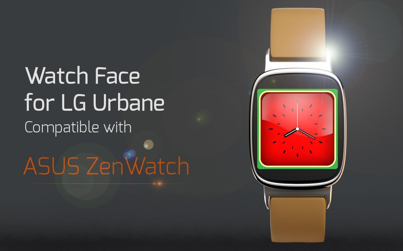 Watch Face for LG Urbane APK Baixar
