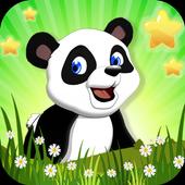 Panda Adventure in Candy world icon