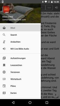 German Bible poster