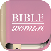 Woman Bible icon