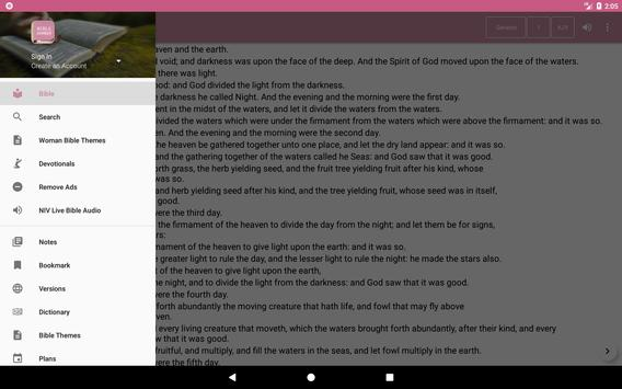 Woman Bible screenshot 8