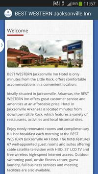Best Western Jacksonville Inn apk screenshot