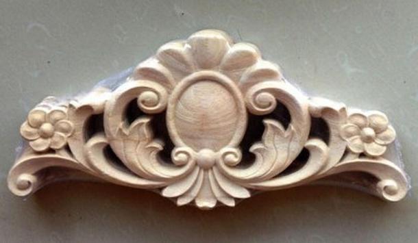 best wood carving design poster