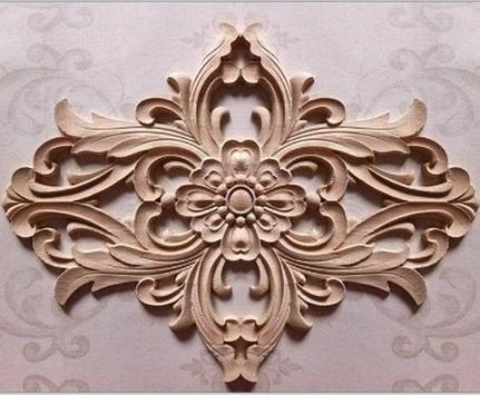 best wood carving design screenshot 1