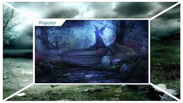 HD Gothic Wallpapers apk screenshot