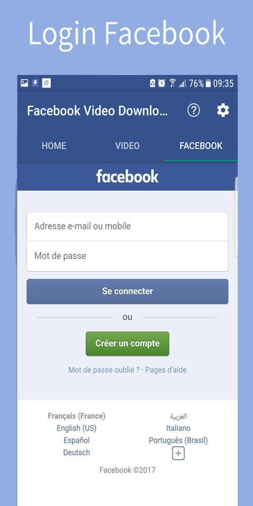 Best Video Downloader For FB - free & fast for Android - APK Download