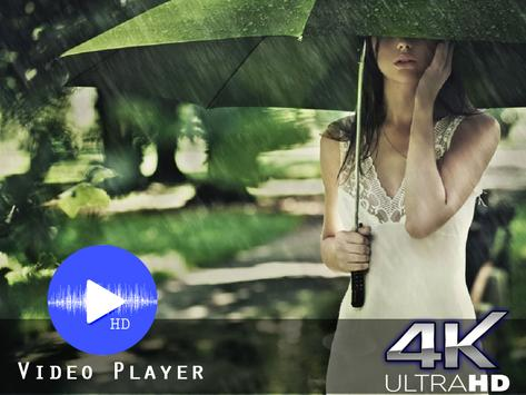 HD MX Player - 3GP/MP4/AVI Video Player poster
