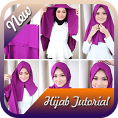 Hijab Tutorial 2018 icon