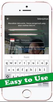 Order Grab Baru screenshot 2