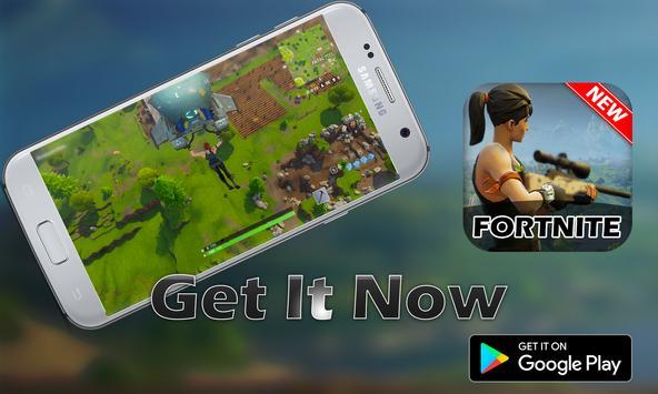 Game Fortnite Battle Royale Tricks poster