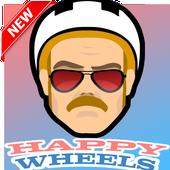 Game Happy Wheels Tips 2018 icon