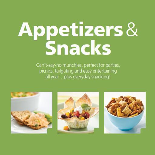 BEST Appetizers and Snacks poster