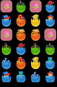 memory surprise eggs - toys screenshot 1