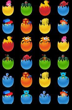 memory surprise eggs - toys screenshot 2
