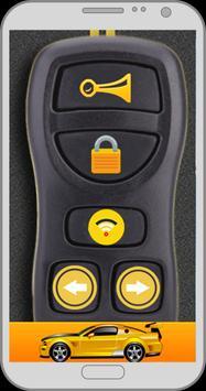 Key Car Remote Prank screenshot 5