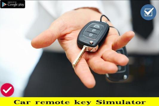 Key Car Remote Prank poster