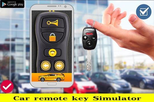 Key Car Remote Prank screenshot 2
