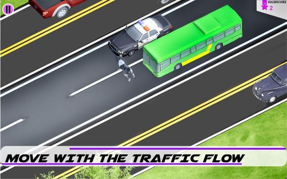 Crossy Highway Traffic - 3D apk screenshot