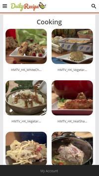 Daily Recipe screenshot 1