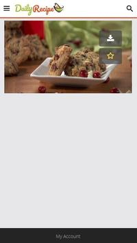Daily Recipe screenshot 2