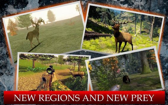 Jungle Deer Hunting Challenge apk screenshot