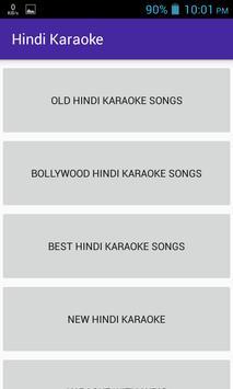 Hindi Karaoke poster