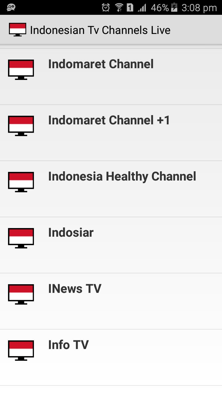 Indonesian Tv Channels Live for Android - APK Download