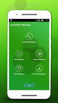Ringtones for Whatsapp Free apk screenshot