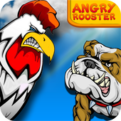 Farm Rooster Run: Endless run game icon