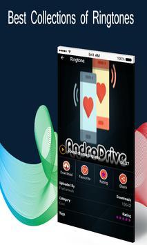 Wallpapers and Ringtones - Androdrive screenshot 3