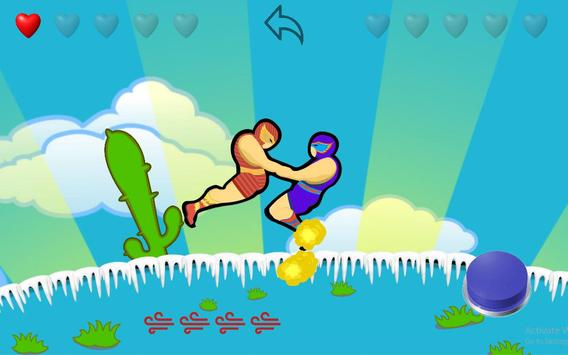 Wrestle Jump Physics screenshot 4