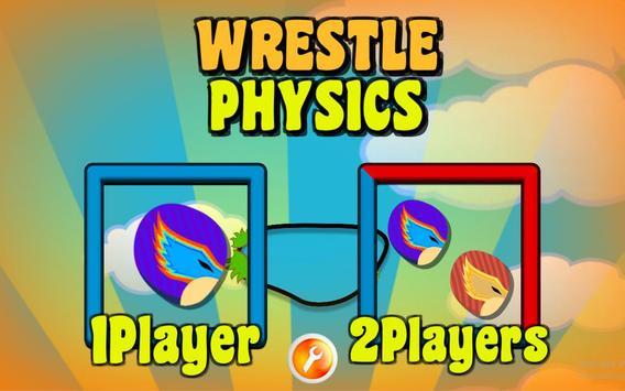 Wrestle Jump Physics poster