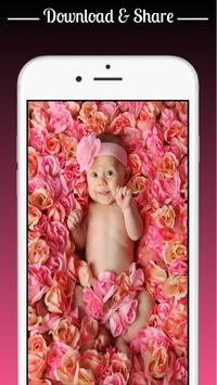 Cute Baby wallpapers HD Cute Baby background 2018 screenshot 4