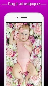 Cute Baby wallpapers HD Cute Baby background 2018 screenshot 7