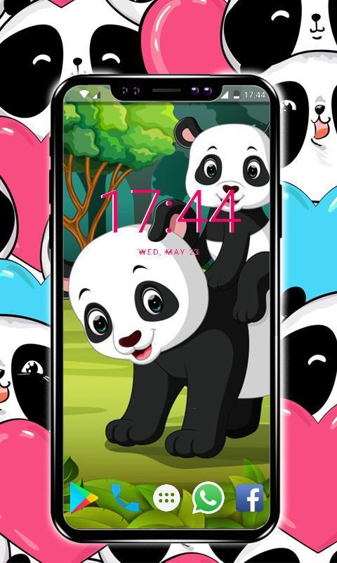 Hd Baby Panda Wallpaper 2018 Cute Panda Wallpapers For Android Apk Download