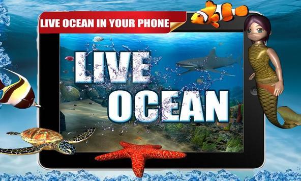Live Ocean poster