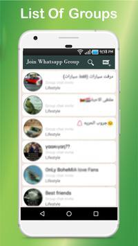 Whats Group – Add Groups screenshot 3