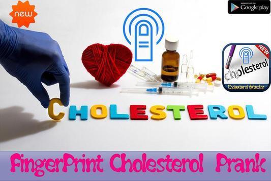 Cholesterol Levels Test Prank apk screenshot