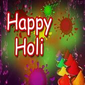 Holi Greetings 2017 icon