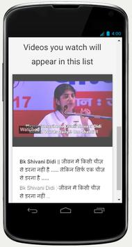 BK Shivani Latest Videos screenshot 2