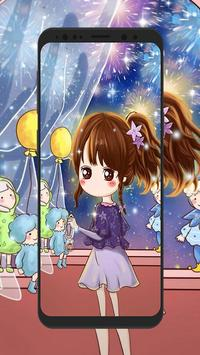 Cute Anime Girl Wallpapers 💖 screenshot 4