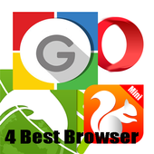 Best Browser Popular Guide 2017 icon