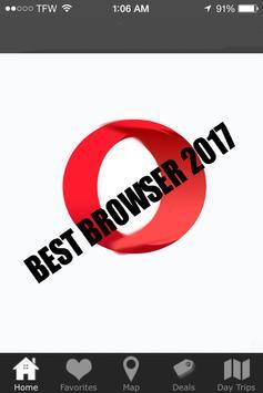 Best Browser Popular Guide 2017 apk screenshot