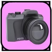 Super DSLR Camera Full HD icon