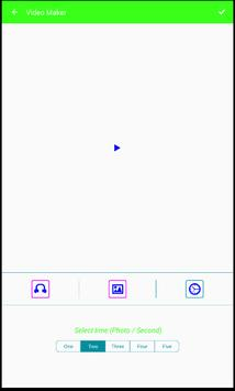 Photo Video Maker With Music screenshot 3