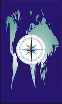 Smart Real Compass Pro poster