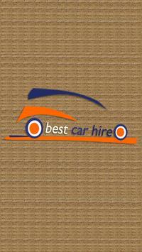 Best Car Hire poster