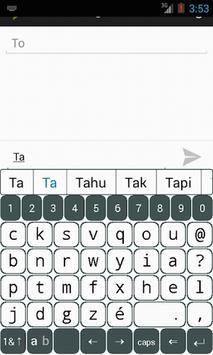 B16x2 Indonesian Prediction screenshot 1