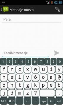 B16x2 Spanish Prediction screenshot 3